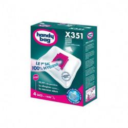 HANDY BAG X351 Sacs Aspirateur Micropor Plus