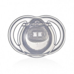 TOMMEE TIPPEE Sucettes 0-2MOIS Newborn - blanc