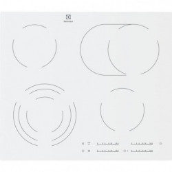 ELECTROLUX - EHF6547IW1 - Table de cuisson vitrocéramique