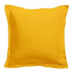 TODAY Taie d'oreiller 100% coton - 75x75 cm - Safran