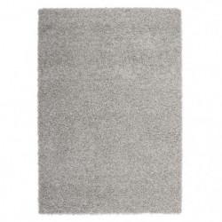 TRENDY Tapis de couloir Shaggy en polypropylene - 80 x 140 cm