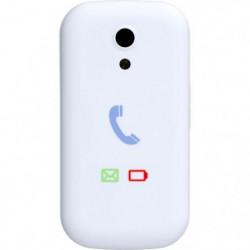 SWISSVOICE S28 - Téléphone mobile débloqué 2G à clapet 102856