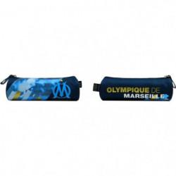 OLYMPIQUE DE MARSEILLE Trousse Ronde 1 Compartiment