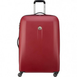 AIRSHIP Valise Trolley 76 Cm 4 Roues Rouge