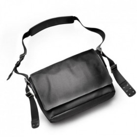 BROOKS Sac Barbican Canvas Messenger - Noir