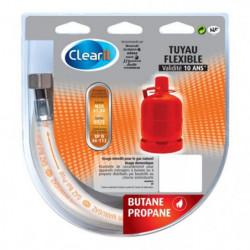 Tuyau flexible pour gaz Butane avec armature