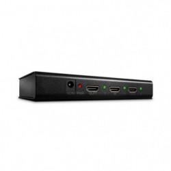 LINDY Splitter HDMI 2.0 - 2 ports - 18G