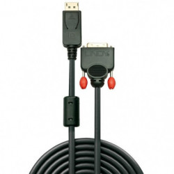 LINDY Câble DisplayPort vers DVI - 1m