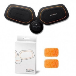 SIXPAD BODY FIT Electrostimulateur Taille Bras Jambe