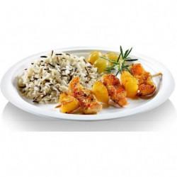 NATURESSE - 15380 - 50 assiettes rondes - Eco Line