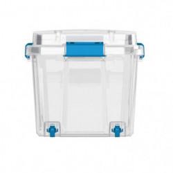 ABM Boîte de rangement - 80 L - Transparent