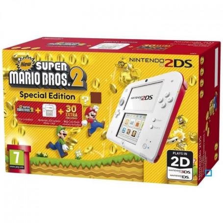 Mario 2 Super 2ds Bros RougeNew OuPkZTwXi