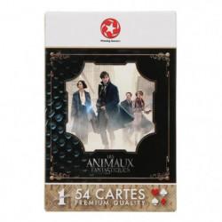 WADDINGTONS N°1 - Les Animaux Fantastiques - Jeu de 54 cartes
