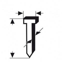 BOSCH Clou type 47, 1,8 x 1,27 x 23 mm