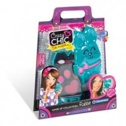 CLEMENTONI Crazy Chic - Mini palette de Maquillage Enfant