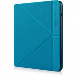 Etui pour Liseuse numérique KOBO Libra H2O - Aqua ( Bleu )