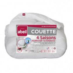 ABEIL Couette 4 Saisons ANTI-ACARIENS 240x260cm