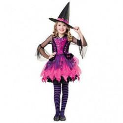 AMSCAN - Déguisement Barbie Halloween  8/10 ans