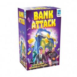 MEGABLEU Jeu coopératif d'ambiance Bank Attack