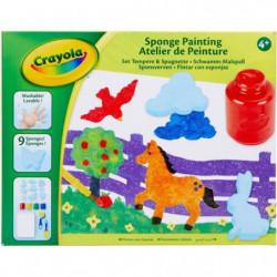 Crayola - Atelier de Peinture - Activités pour les enfants