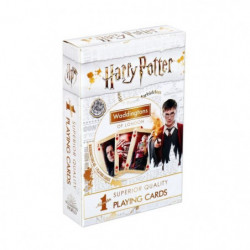 WADDINGTONS N°1 - Harry Potter - Jeu de 54 cartes