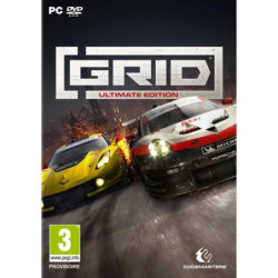 Grid Ultimate Edition Jeu PC
