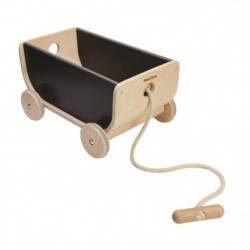 PLAN TOYS Wagon - Noir