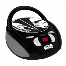 LEXIBOOK - STAR WARS Radio lecteur CD