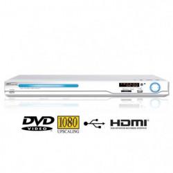 TAKARA KDV103W Lecteur DVD USB SD HDMI Blanc