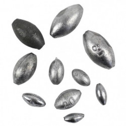 PECH'CONCEPT Assortiment Plombs Olives 30G 40G