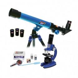 EASTCOLIGHT - Microscope et Télescope Deluxe