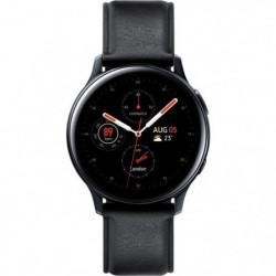 Samsung Galaxy Watch Active 2 40mm Acier 4G, Noir Diamant