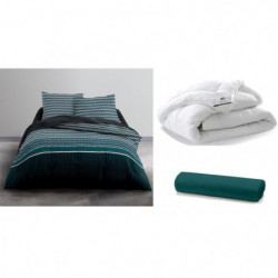 TODAY Pack complet VISION 220x240cm - Couette + Parure