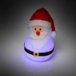Pere Noël avec Variations de couleurs
