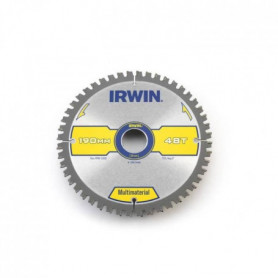 IRWIN Lame de scie circulaire sharper longer 190x30x2,4 mm