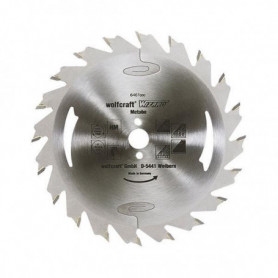 WOLFCRAFT Lame scie circulaire CT 32 dents - Ø210x30mm