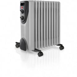 Radiateur à bain d'huile DAKAR 2000 W gris et noir