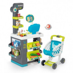 SMOBY - Marchande + 34 accessoires + chariot