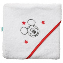 DISNEY - Mickey - Cape de bain - 80 x 80 cm