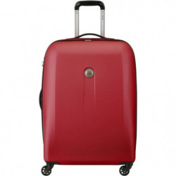 AIRSHIP Valise Trolley 66 Cm 4 Roues Rouge