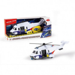 DICKIE TOYS Helicoptere Forces Spéciales