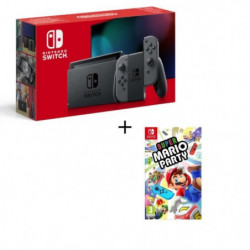 Pack Nintendo Switch + Super Mario Party