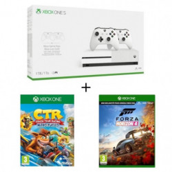 Xbox One S 1To 2 manettes  + …