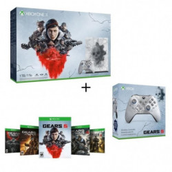 Xbox One X 1 To Edition Limitée Gears of War + …