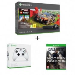 Xbox One X 1 To + Forza Horizon 4 + DLC LEGO + …