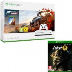Xbox One S 1 To Forza Horizon 4 + Fallout 76