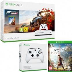Xbox One S 1 To Forza Horizon 4 + Assassin's Creed Odyssey + …