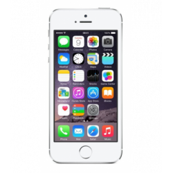 Apple iPhone 5S 16 Argent - Grade B