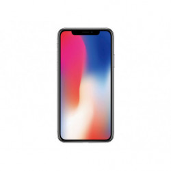 Apple iPhone X 64 Gris sideral - Grade B