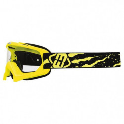FREEGUN Lunette Cross Kid - Enfant - Jaune fluo
